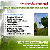 Tourismus GmbH Brotterode-Trusetal