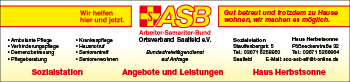 Arbeiter-Samariter-Bund Ortsverband Saalfeld e.V.