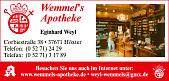 Wemmel's-Apotheke
