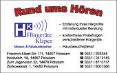 Hörgeräte Klaper
