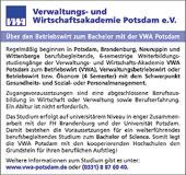 Verwaltungs- und Wirtschaftsakademie Potsdam e.V.